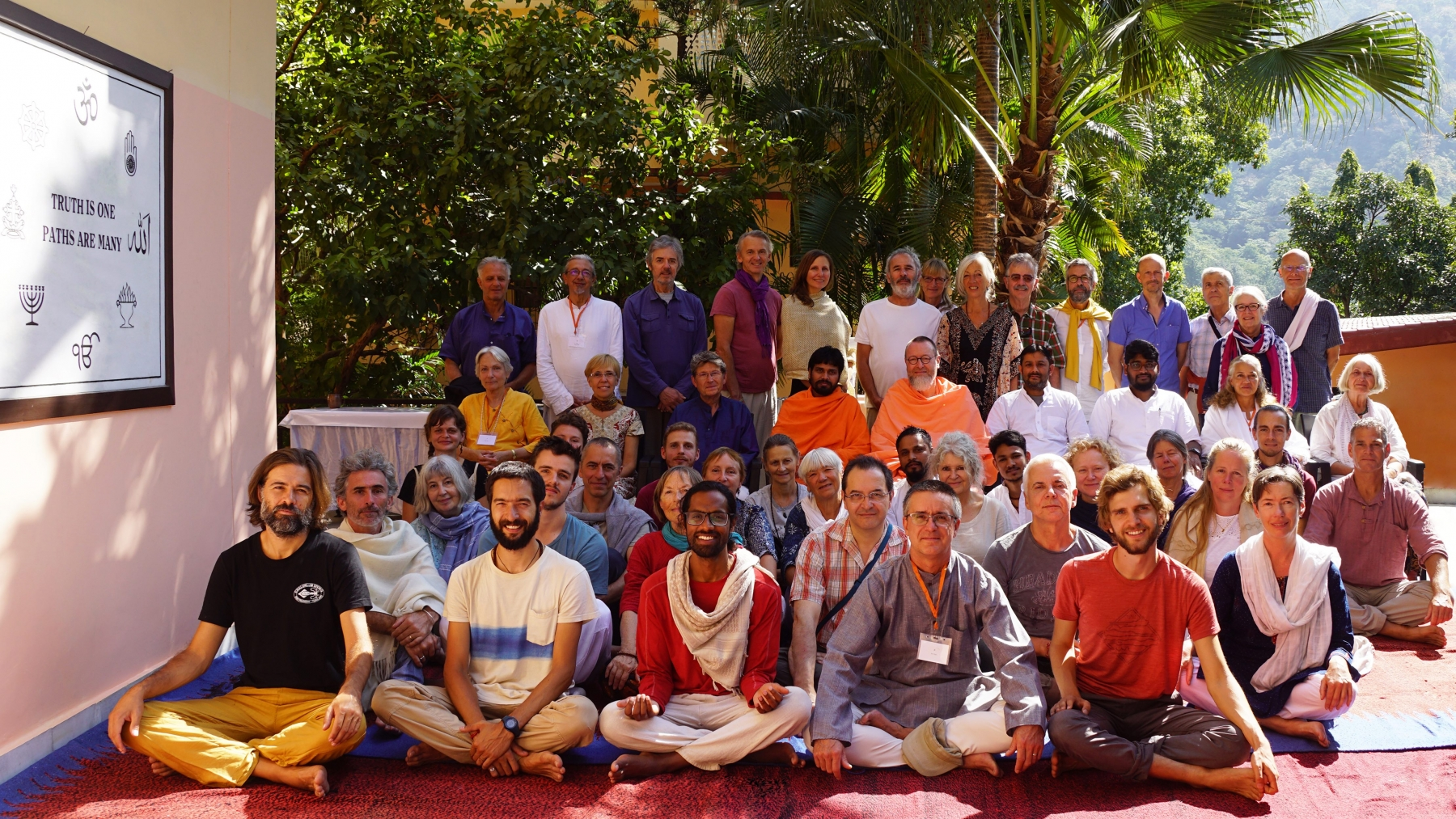 Satsang Retreat Group oct 2018 sd