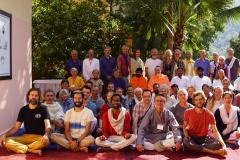Satsang Retreat Group oct 2018 sd