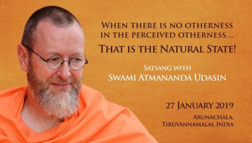 Quand il n'y a plus d' 'autre' dans la perception de l' 'autre'... c'est l' 'état naturel' !