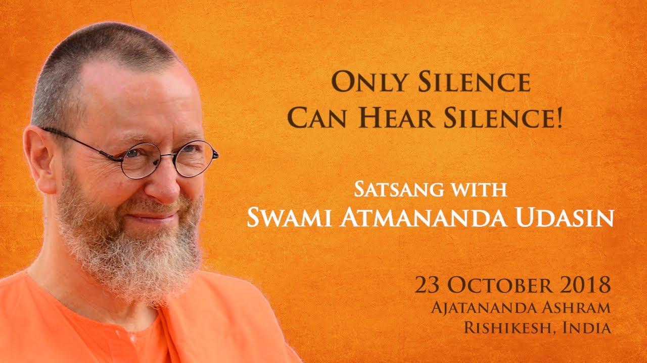 Seul le Silence Peut Entendre le Silence !