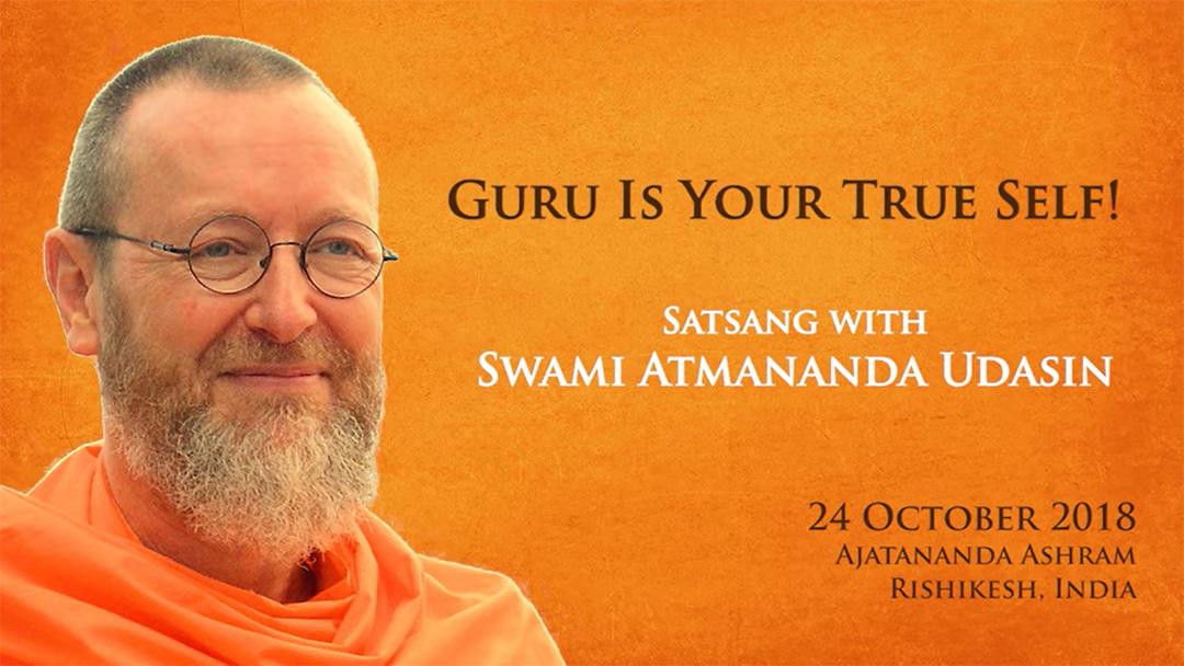 Le Guru est votre Vrai Soi !